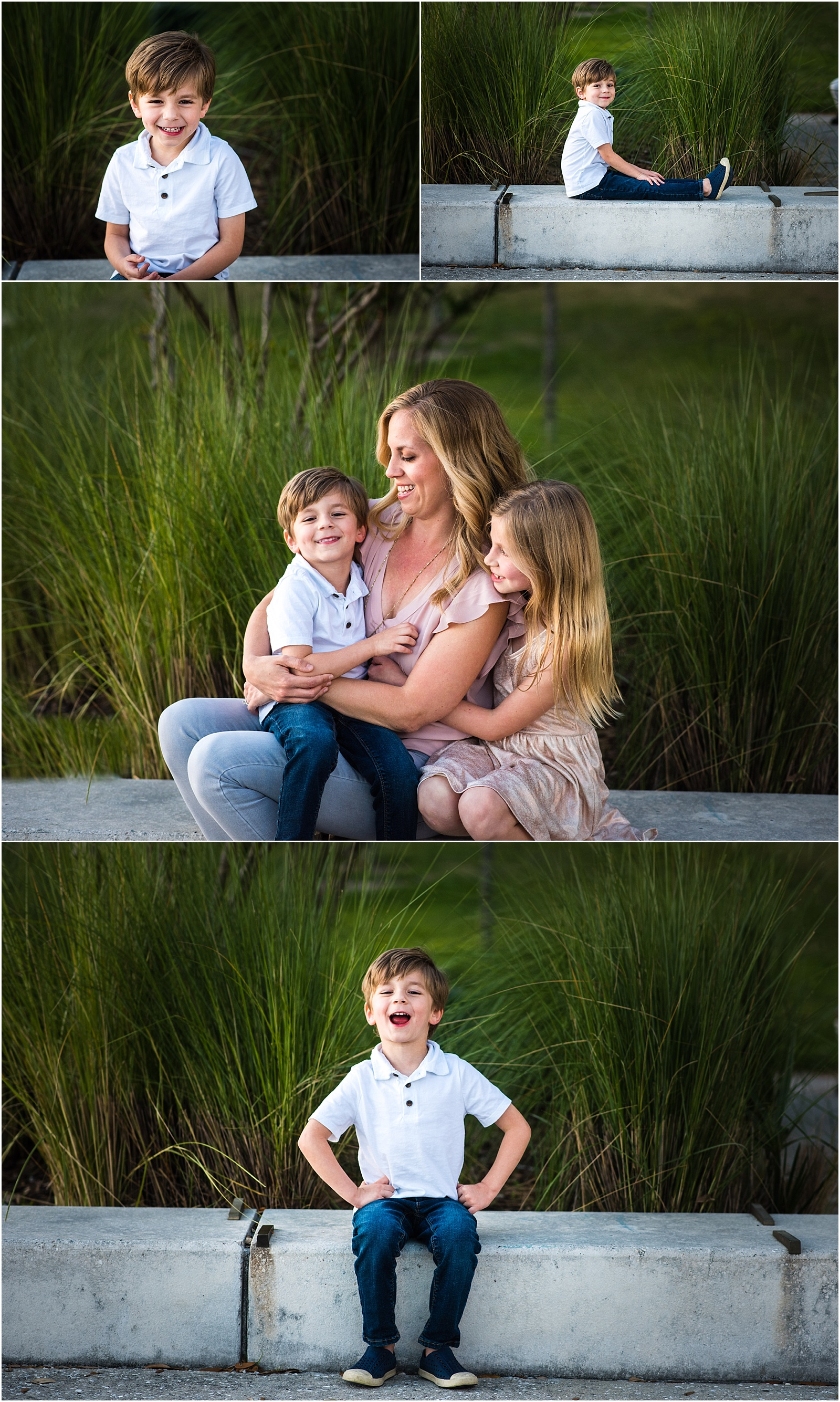 Tampa Family Downtown greenery Photoshoot.jpg