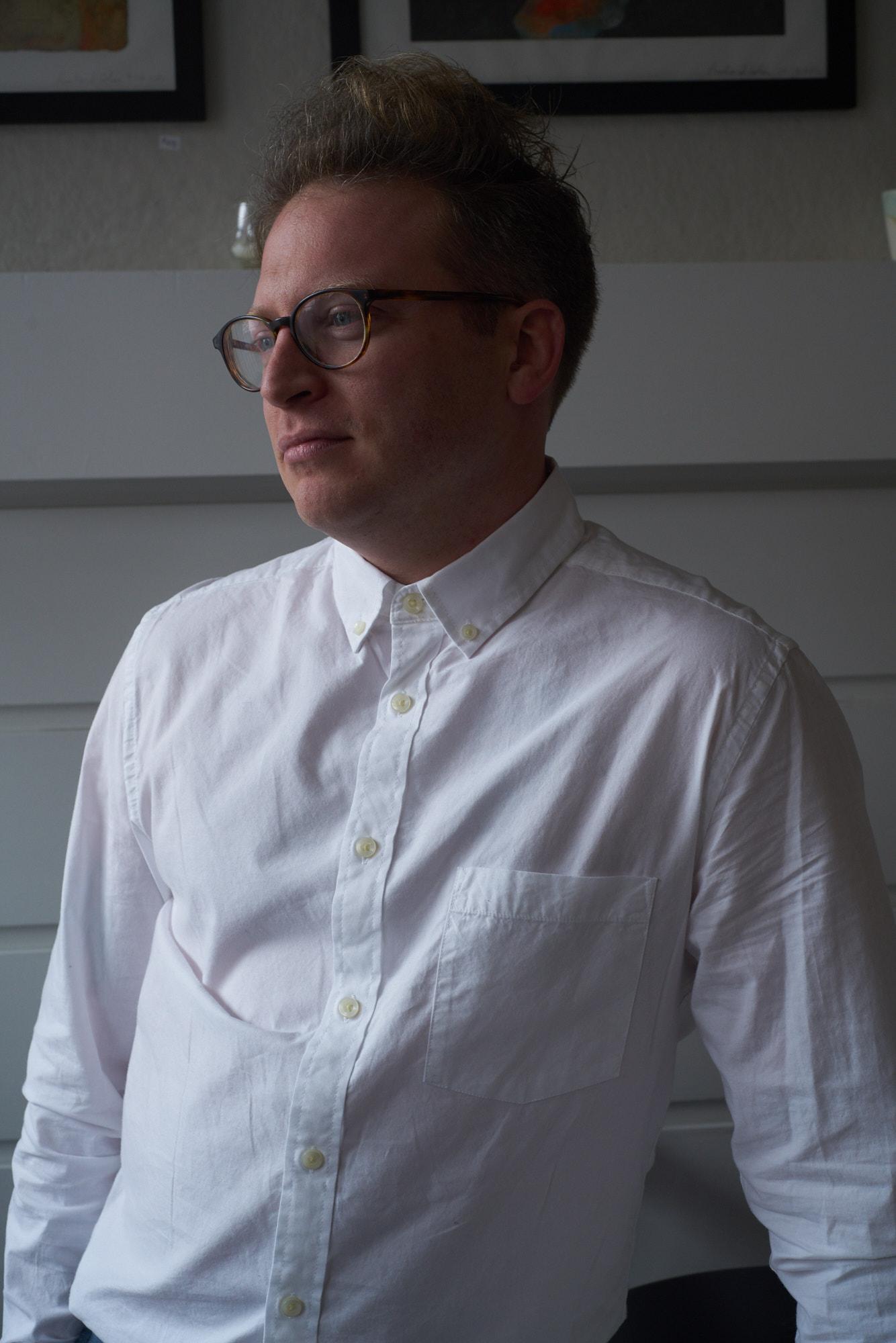 Joshua Lewin, Proprietor - Culinary + Creative Director