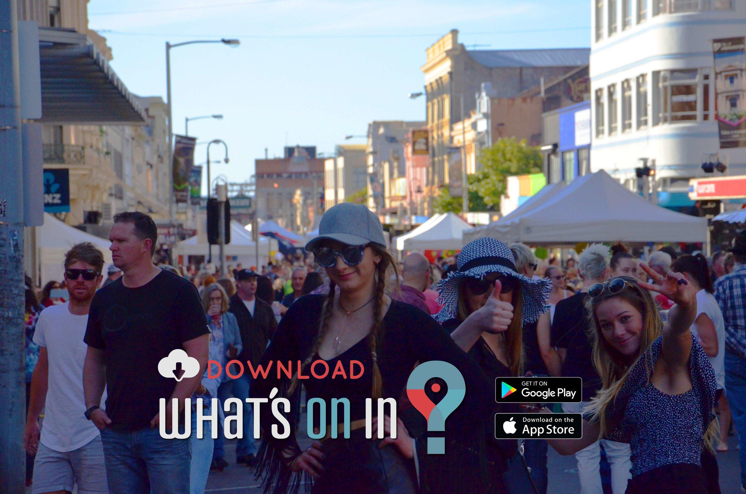 Fiesta on George Festival, Launceston, Tasmania 2016 - What's On In App 001 DSC_7313.jpg