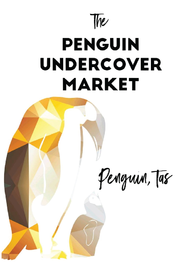 In the delightfully named town of 'Penguin', the north's largest undercover market. International foods, homemade goods and live music.