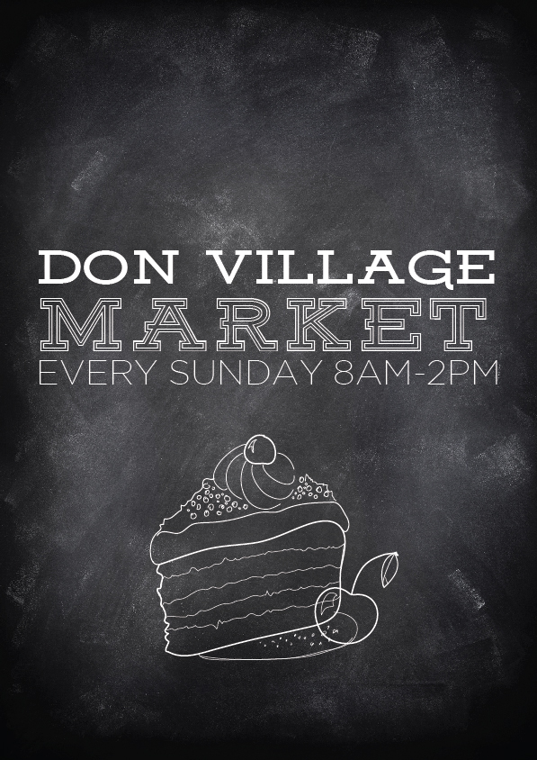 Head north to Don Village, just near Devonport for a weekly market selling everything from flowers to woodwork.