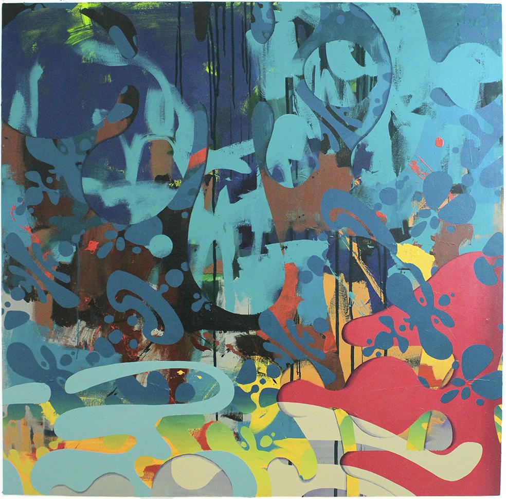 •,acrílico sobre canvas, 2015