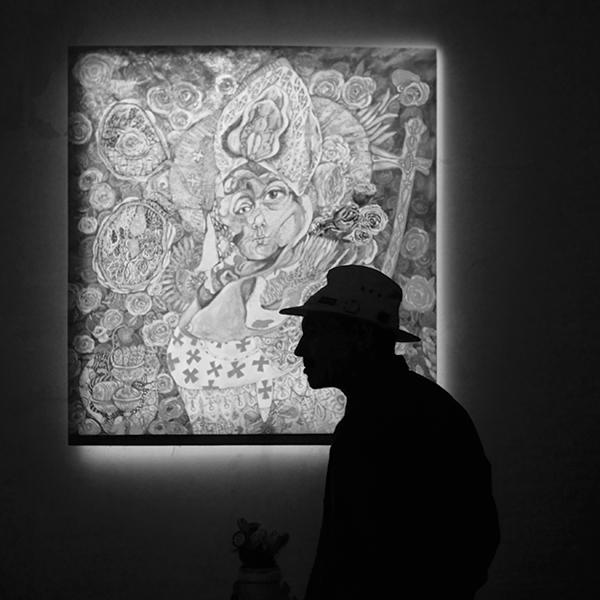 EL SALÓN Y LA MAGIA - Por Aurora Martínez