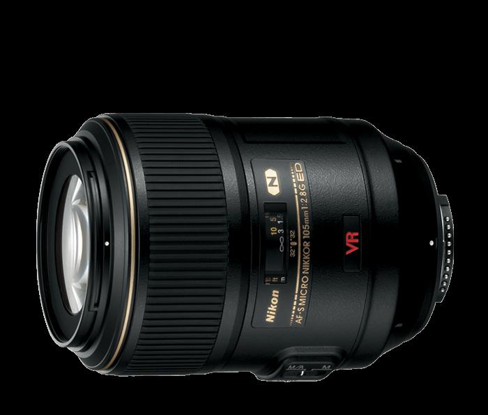 NIKKOR 105mm f2.8G IF ED VR