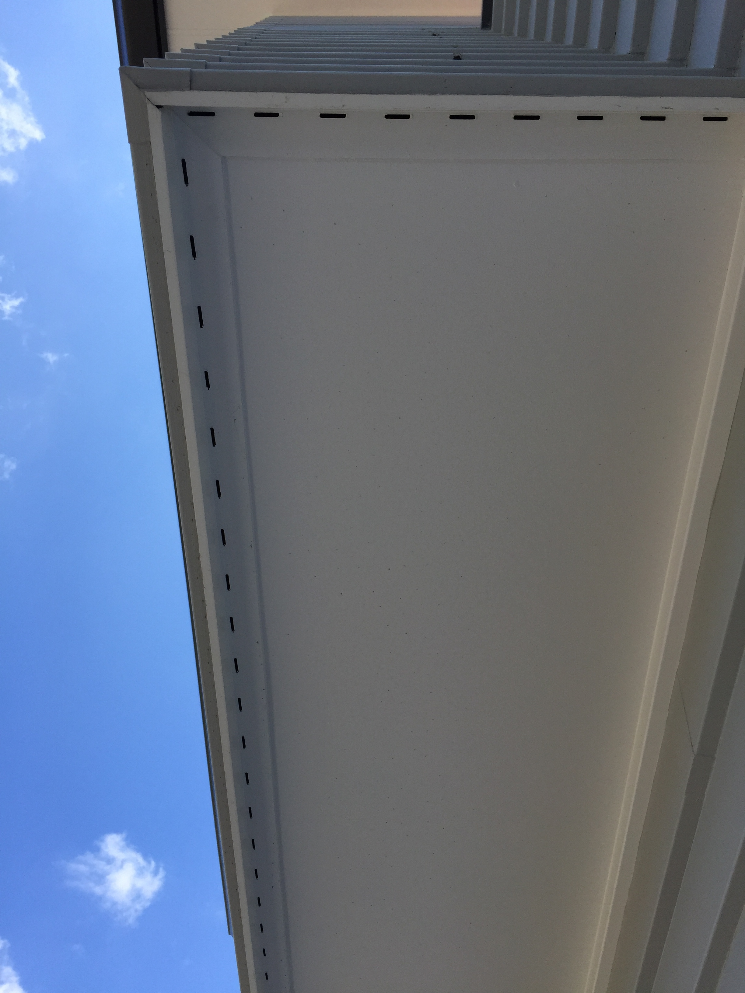 K-Strip from underneath (clean and tidy)