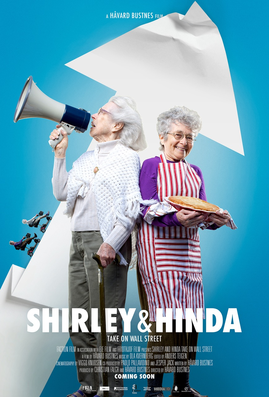 movie poster for Two Raging Grannies