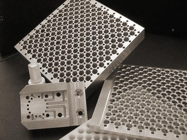 CNC Billet aluminium