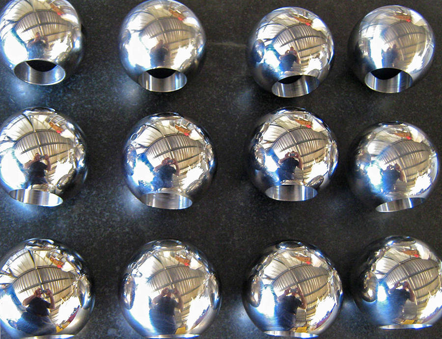 CNC stainless parts