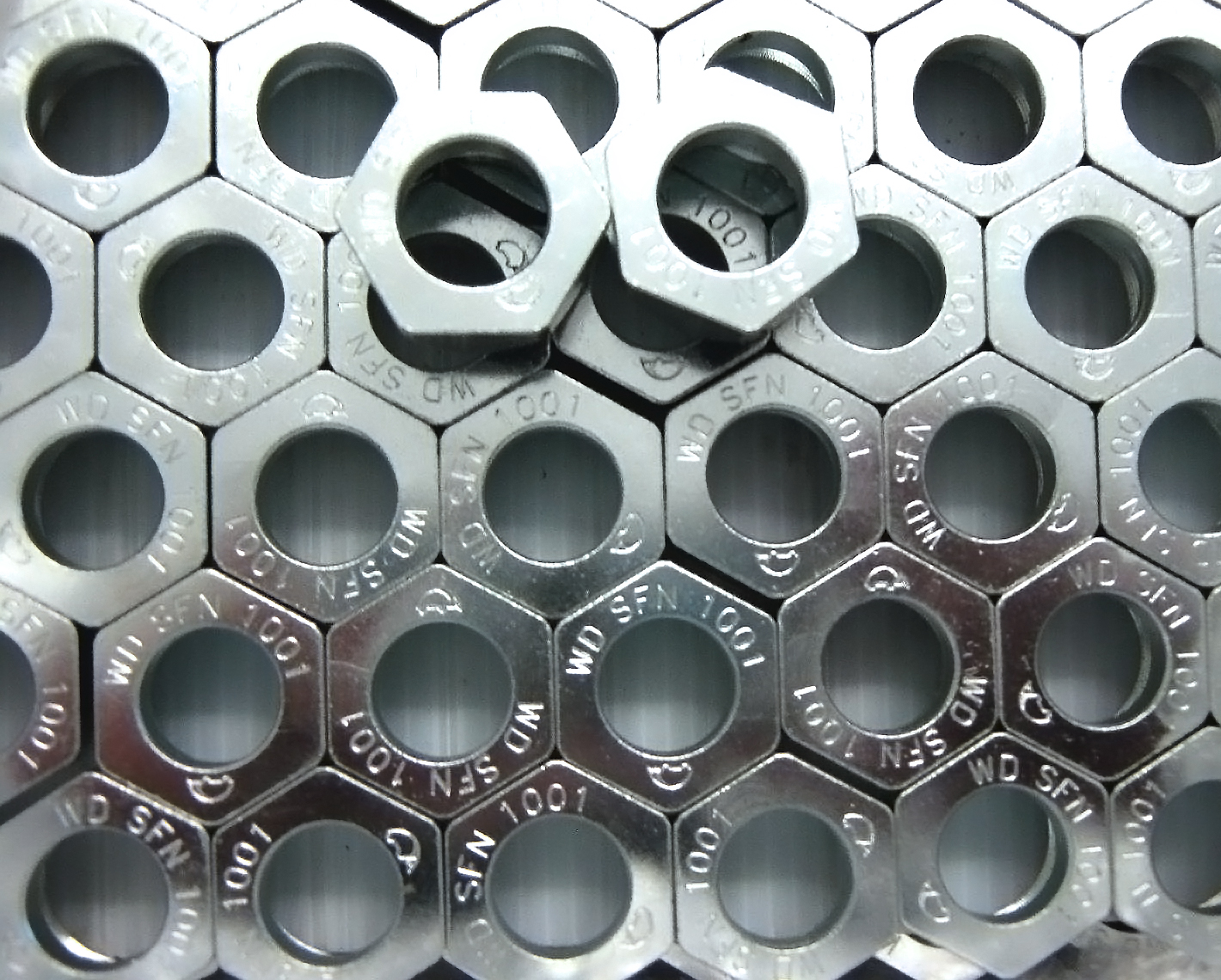 Engraved parts