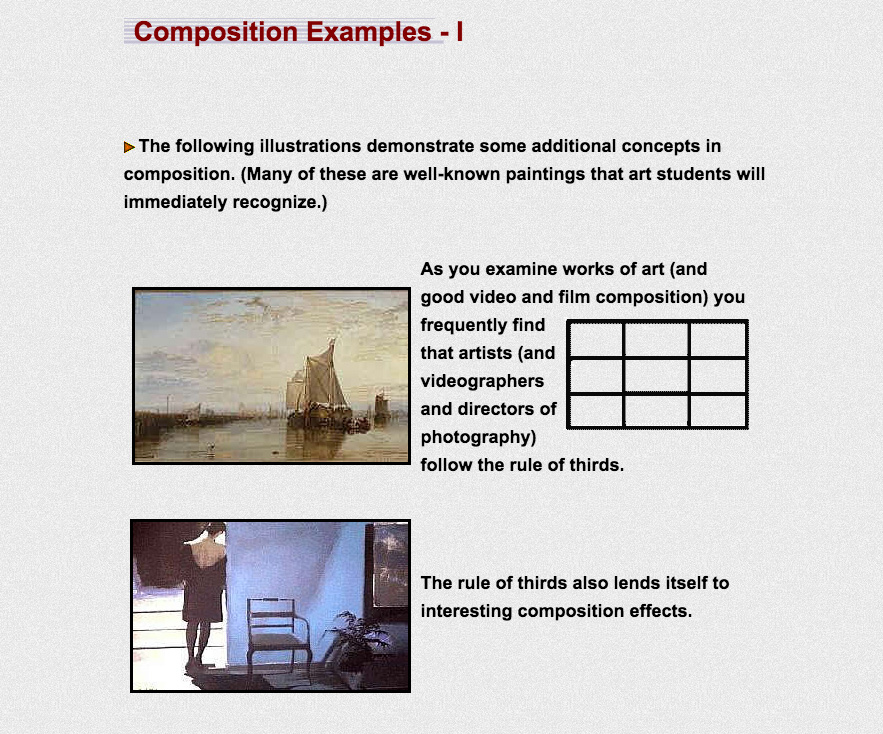 Composition Example 1