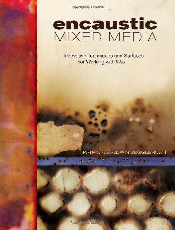 ecaustic mixed media
