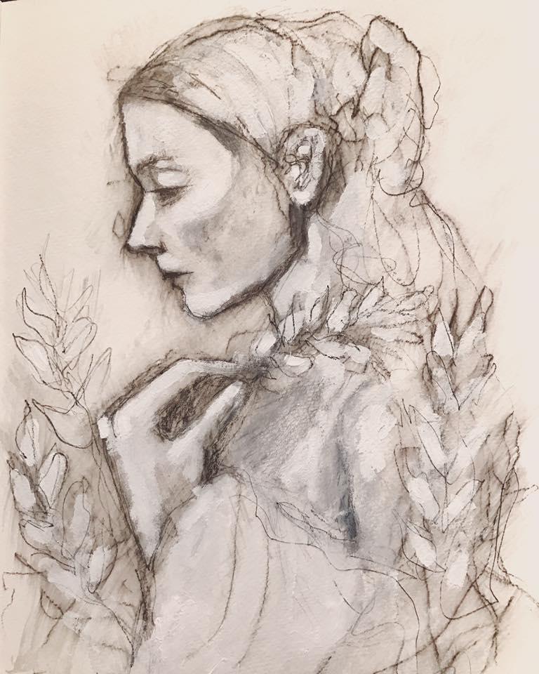 A Veil of Wax - Ivy Newport