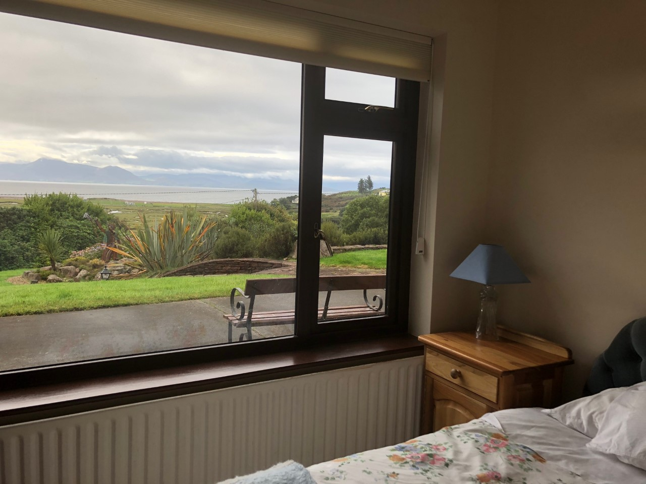Views of the sea from your bedside