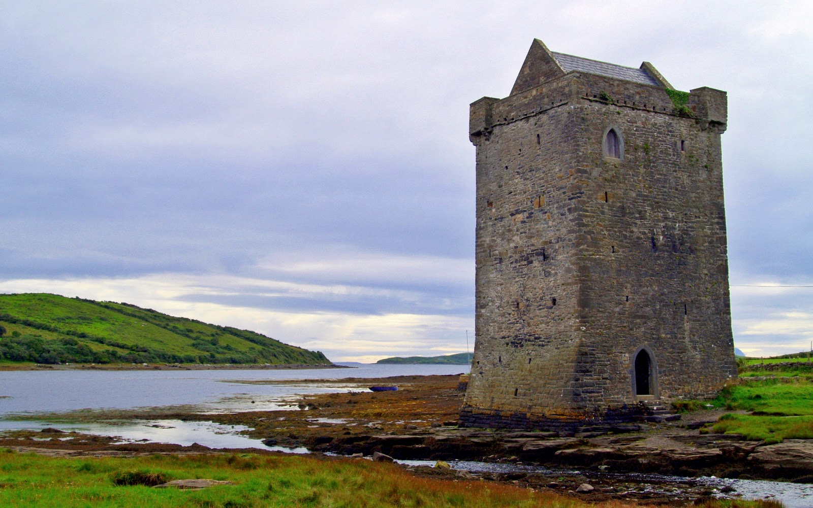 Grainne o'malley's castle -