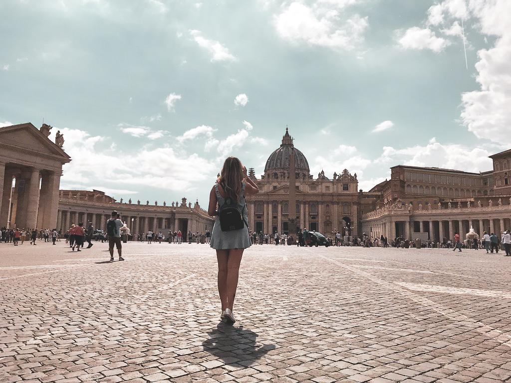 Vatican, Self Portrait