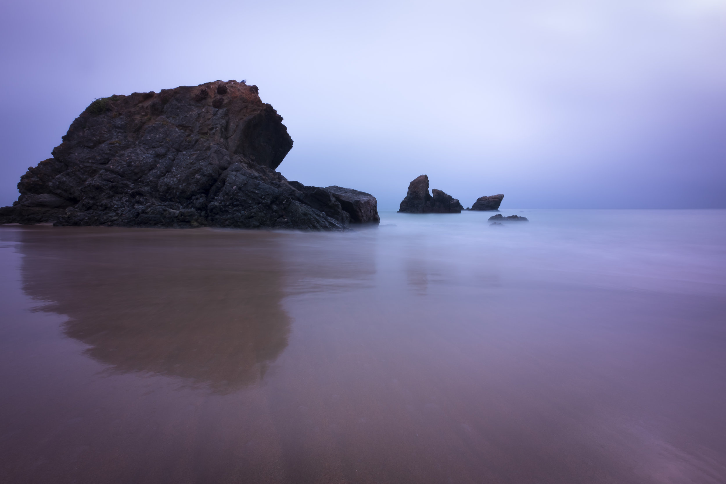 Gazos Creek State Beach
