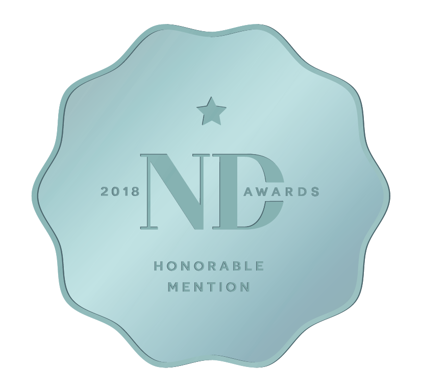 Honorable Mention at Neutral Density Photography Awards 2018 - Another Honorable Mention in Nature Landscape Category.