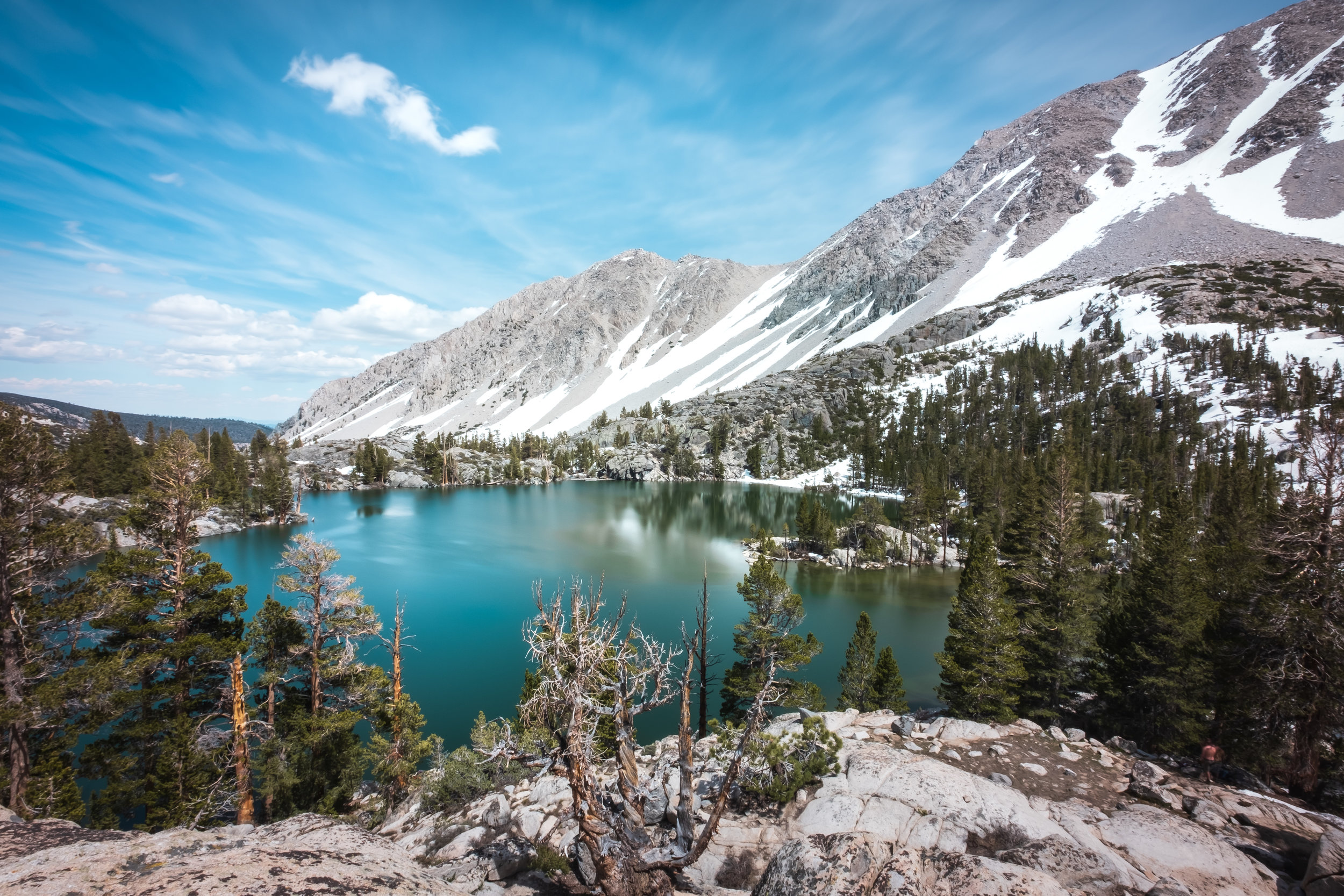 Big Pine Lakes Inyo National Forest