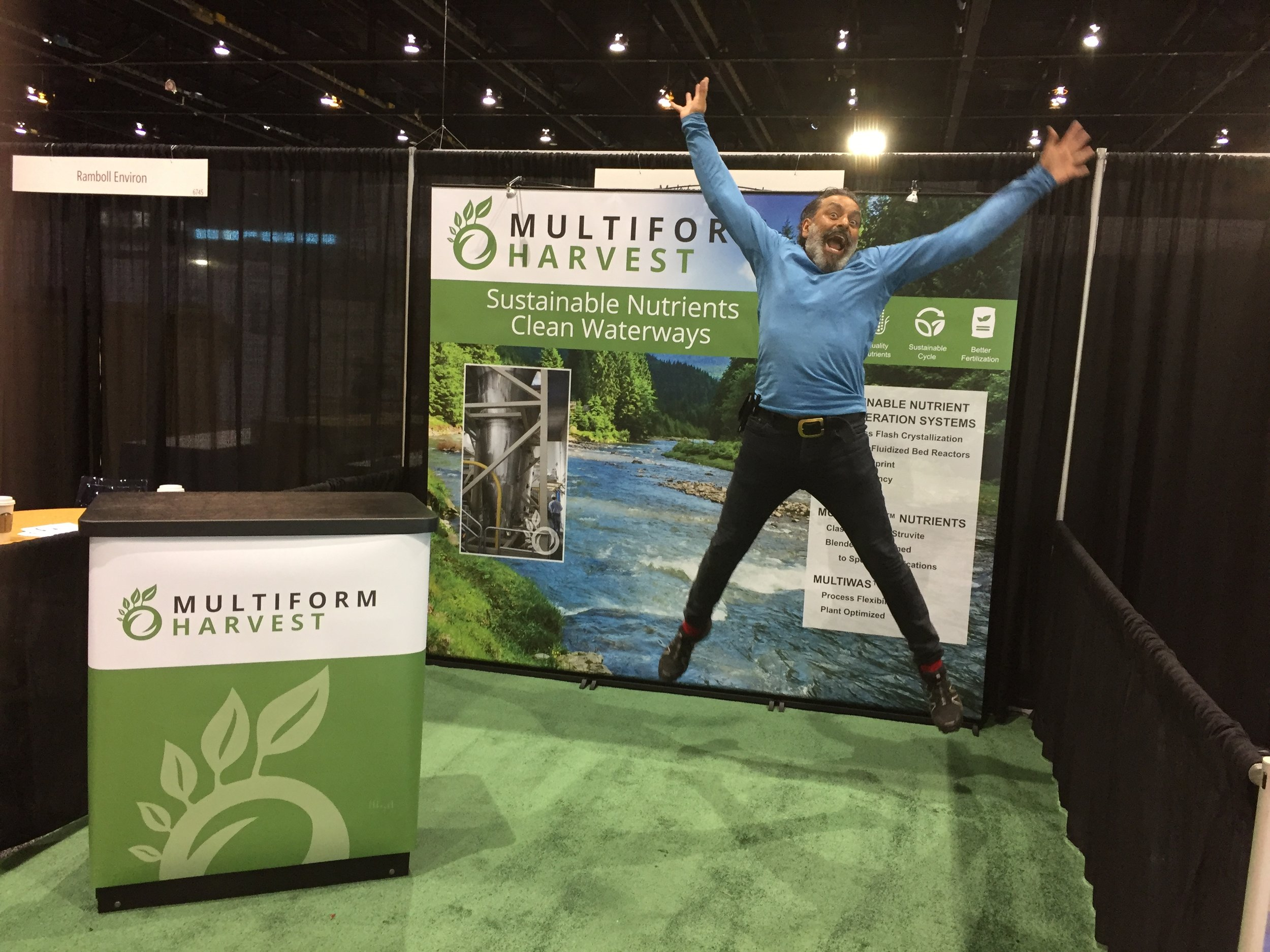 Catch up on the latest developments   Multiform leaping forward at WEFTEC 2017   Chicago, October 2-4, 2017