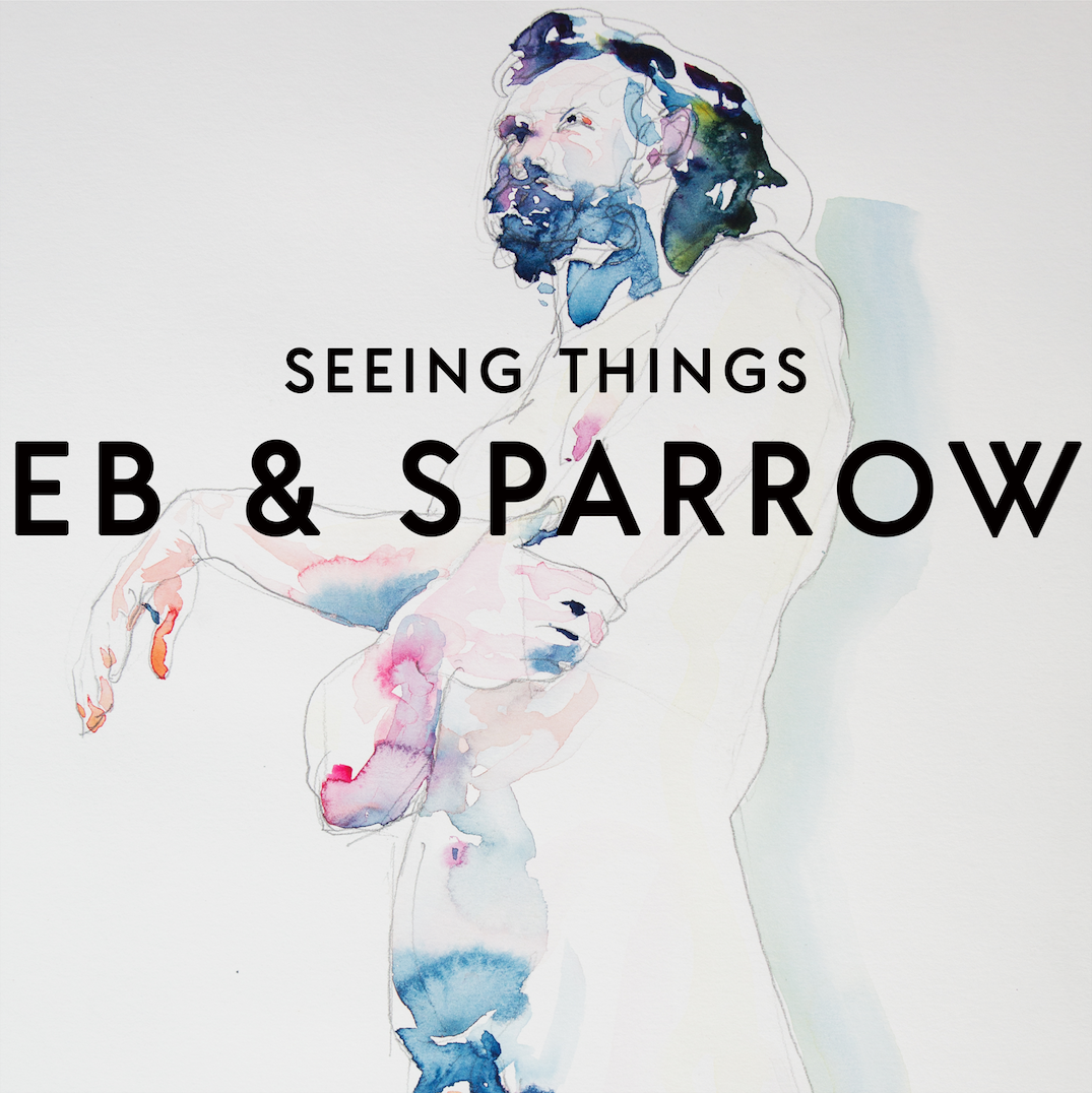 SEEING THINGS NOW ON BANDCAMP + BONUS! - BUY IT HERE & THE ENTIRE BACK CATALOGUE!