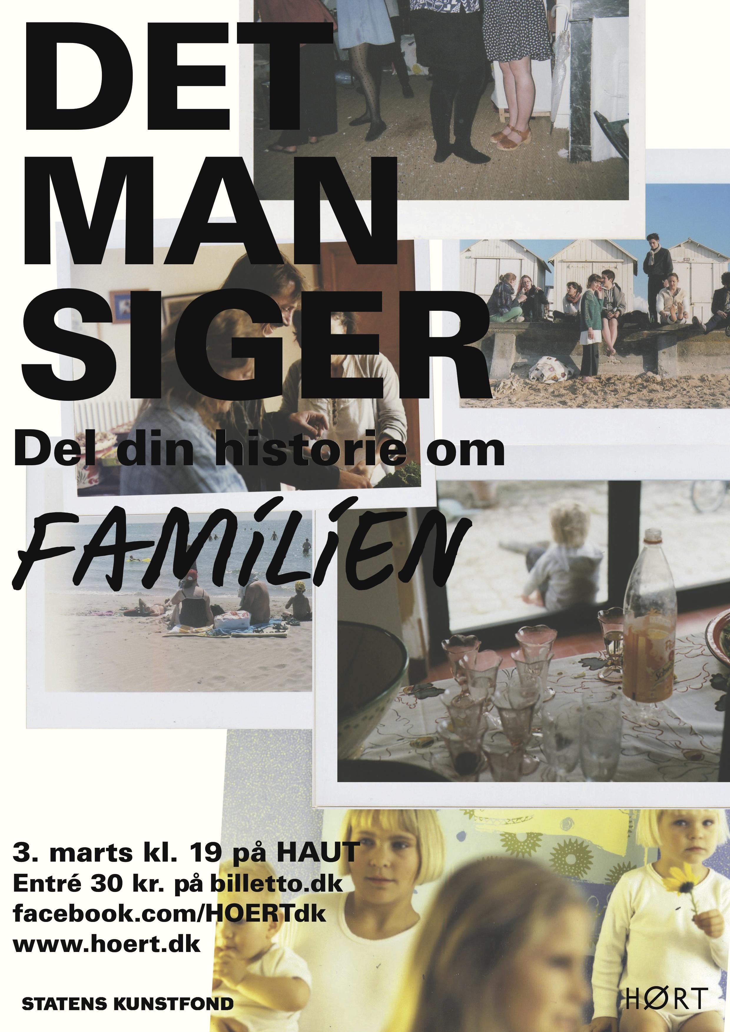 Tema om FAMILIEN