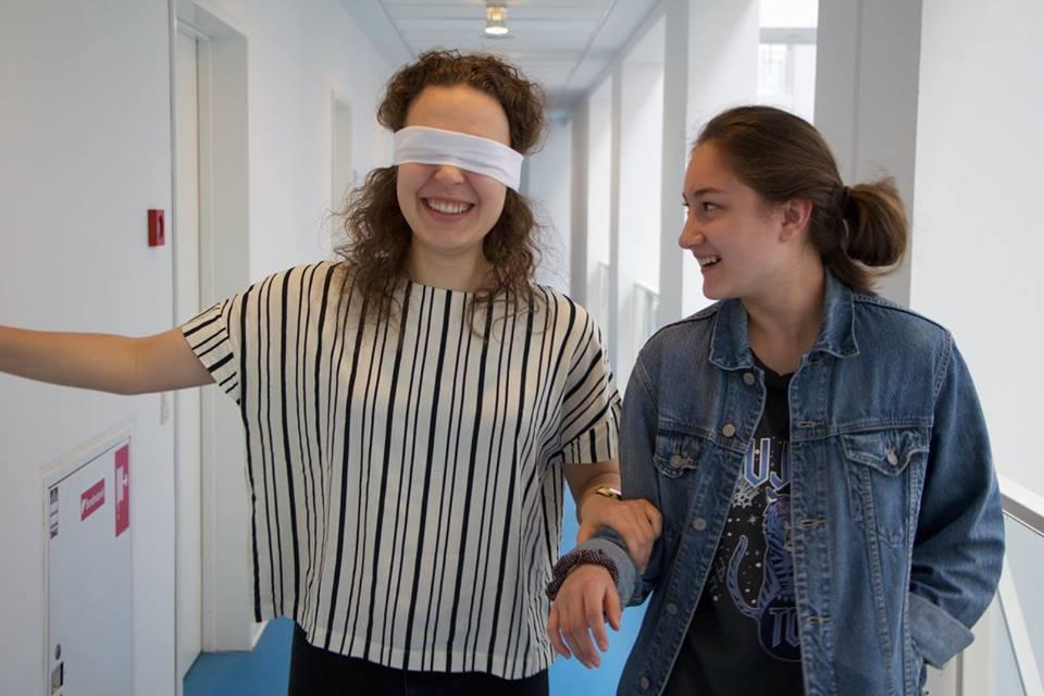 BLIND TUR - Rydder op i hjernen og giver plads til nye idéer