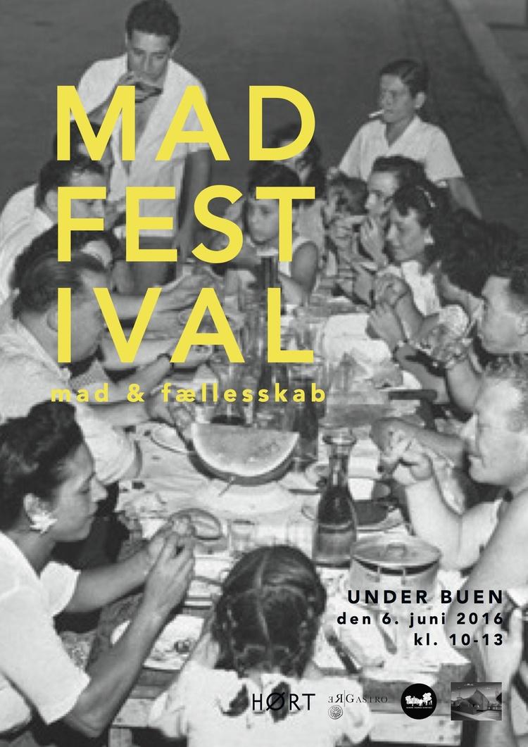 Mad-workshop for Frederiksberg Kommune