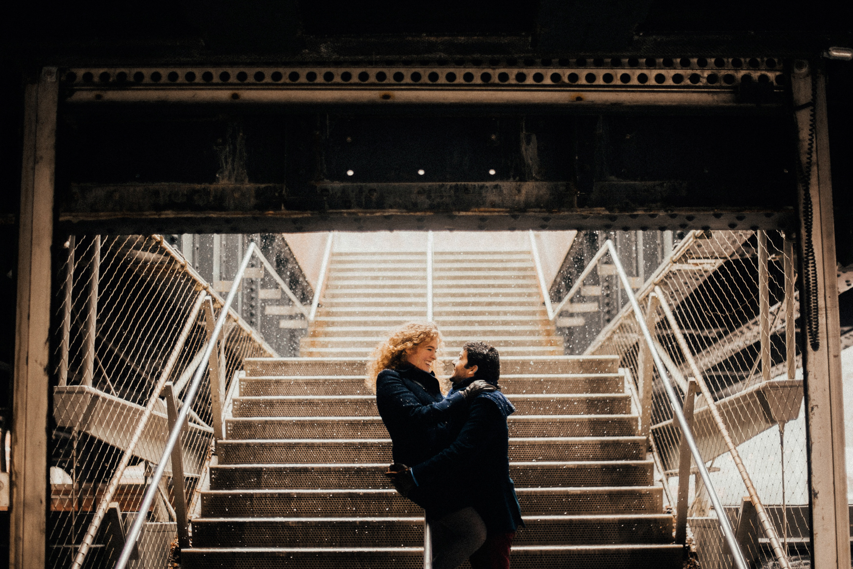 nyc winter snowy manthattan engagement session 011.jpg