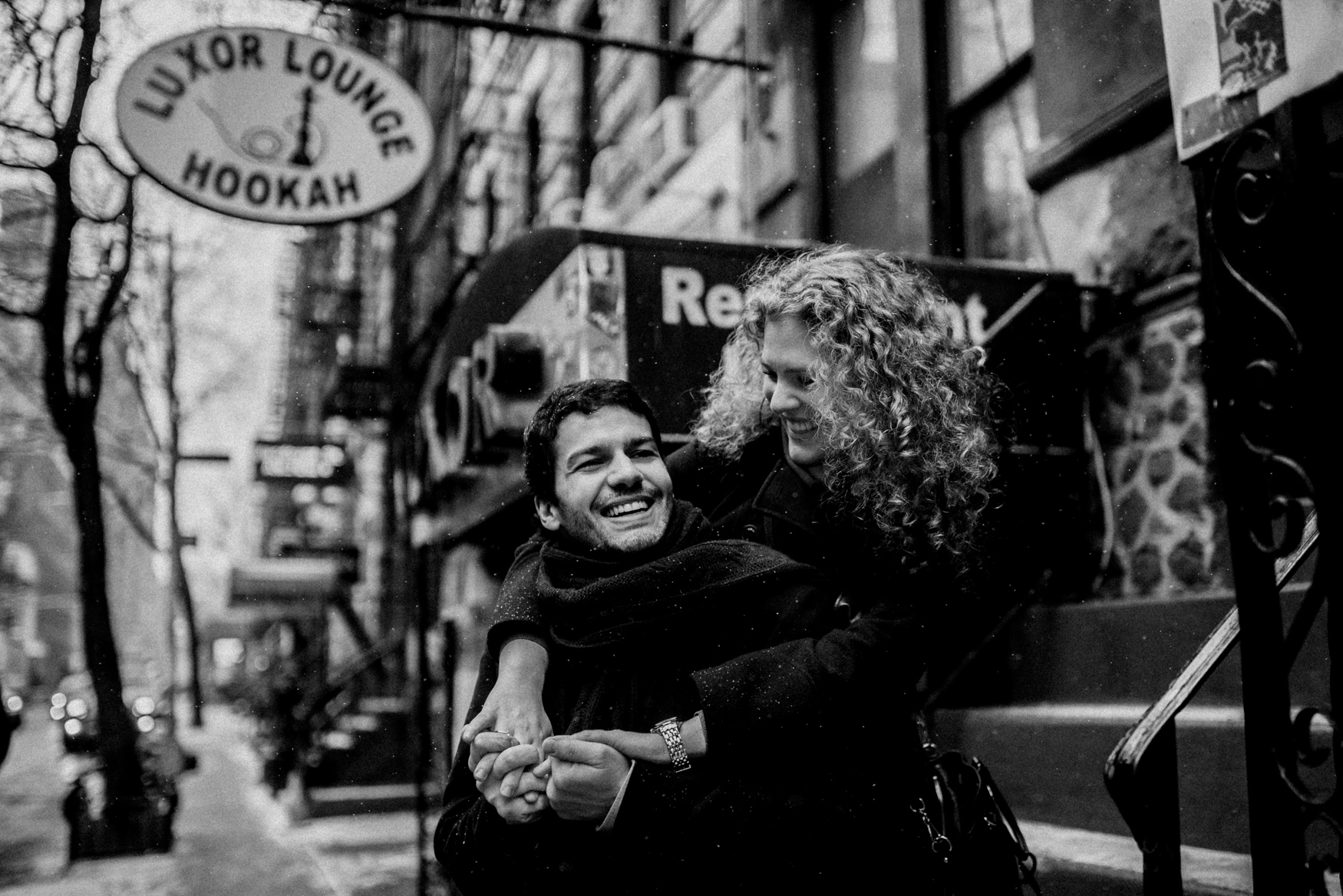 nyc winter snowy manthattan engagement session 013.jpg