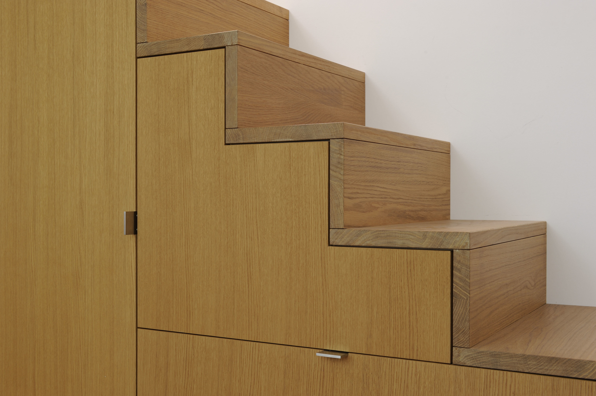 Staircase-storage forniture