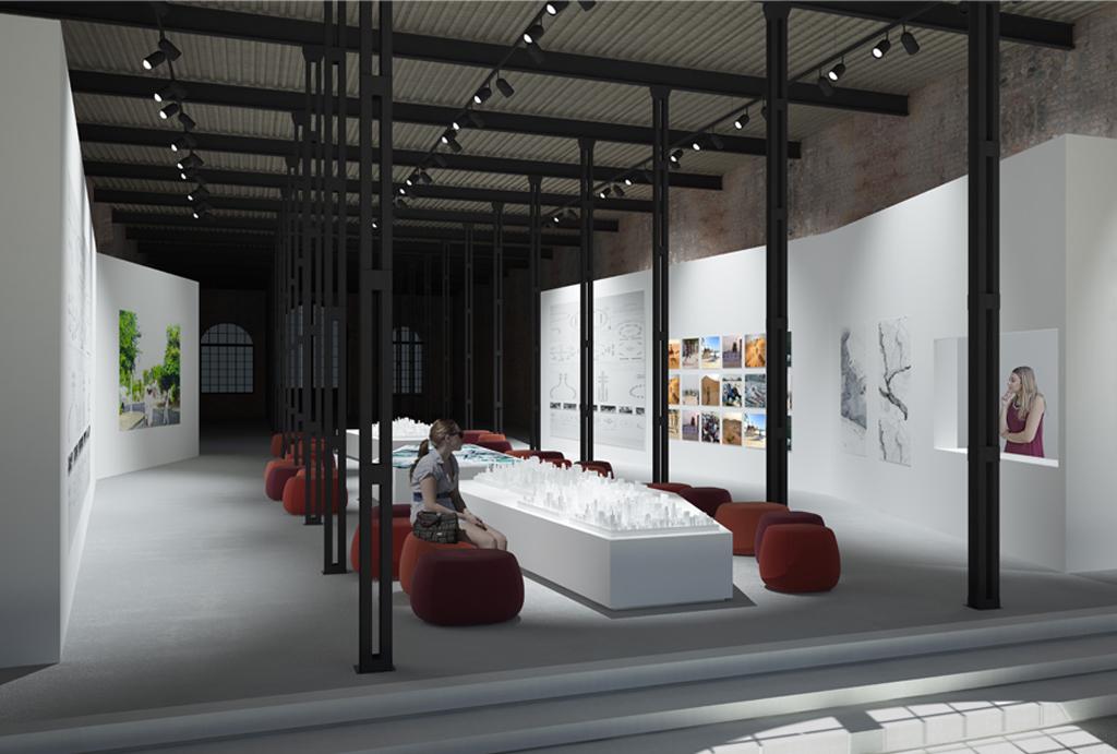 Padiglione Emirati Arabi, La Biennale di Venezia 2018