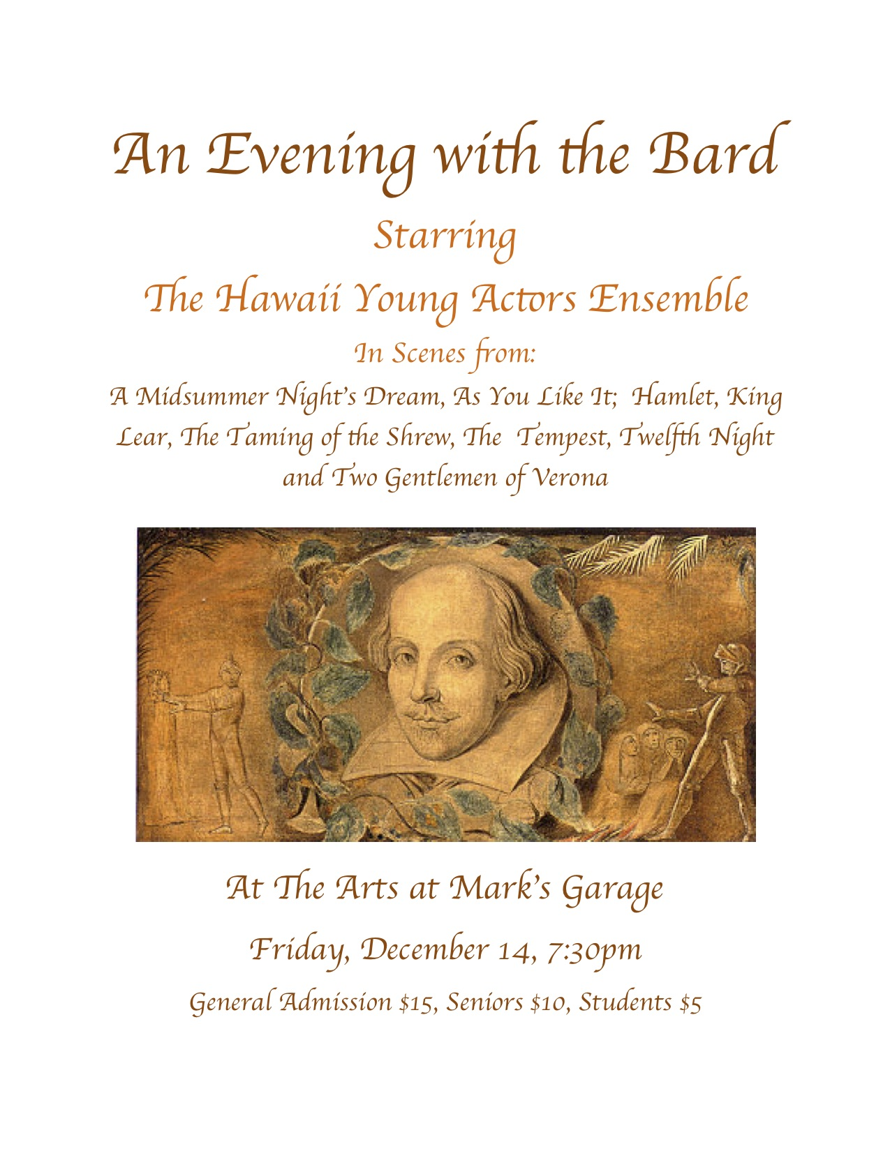 Evening with the Bard 2018 Hawaii Young Actors Ensemble Flyer 10.25.18.jpg