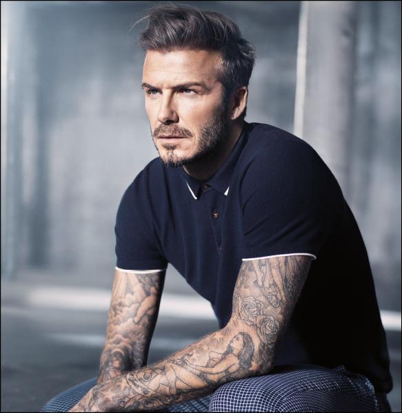 H&M  Plakat: Essentials by Beckham