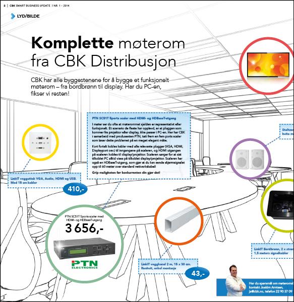 Loop Media  Nyhetsbrev, CBK