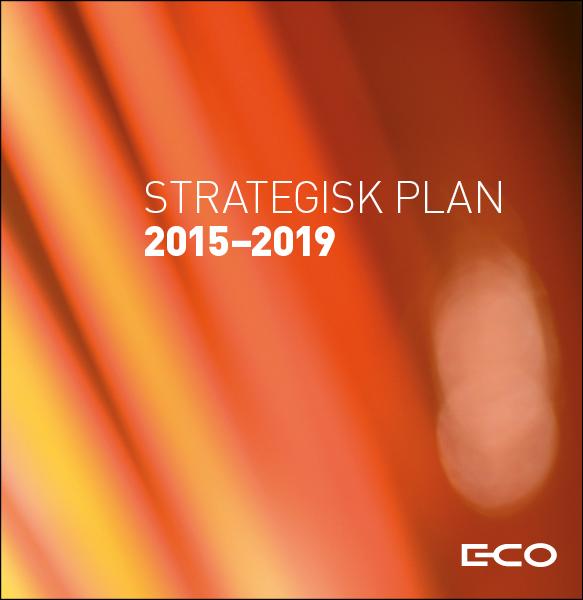 E-CO Energi  Strategisk plan