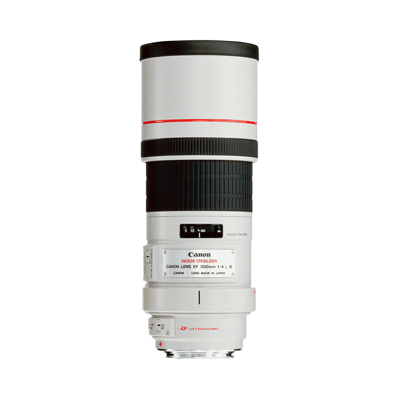 The Canon 300mm f/4L IS