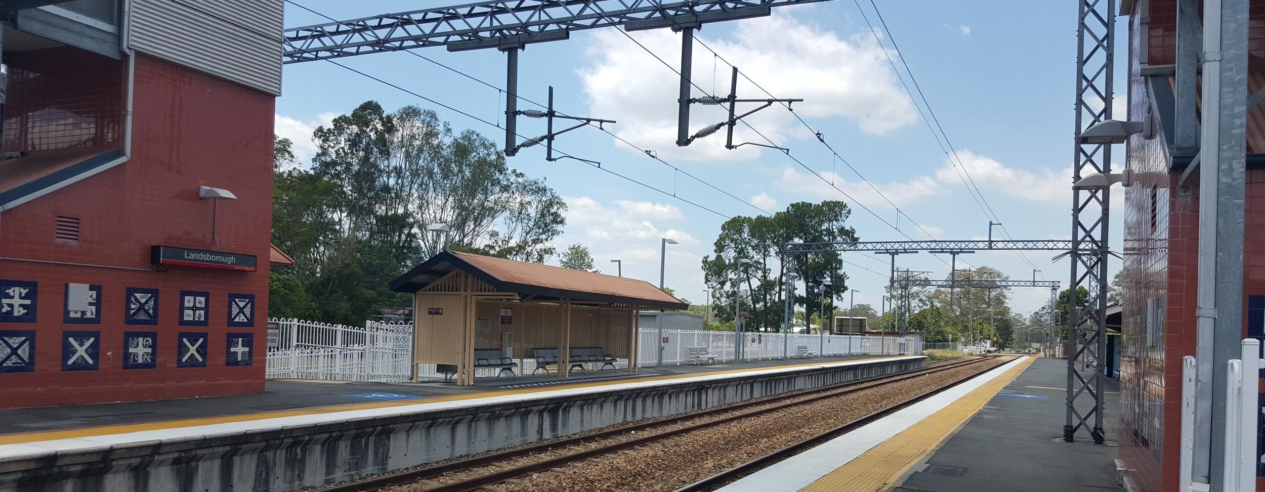 Landsborough Rail Overpass — Mark McArdle
