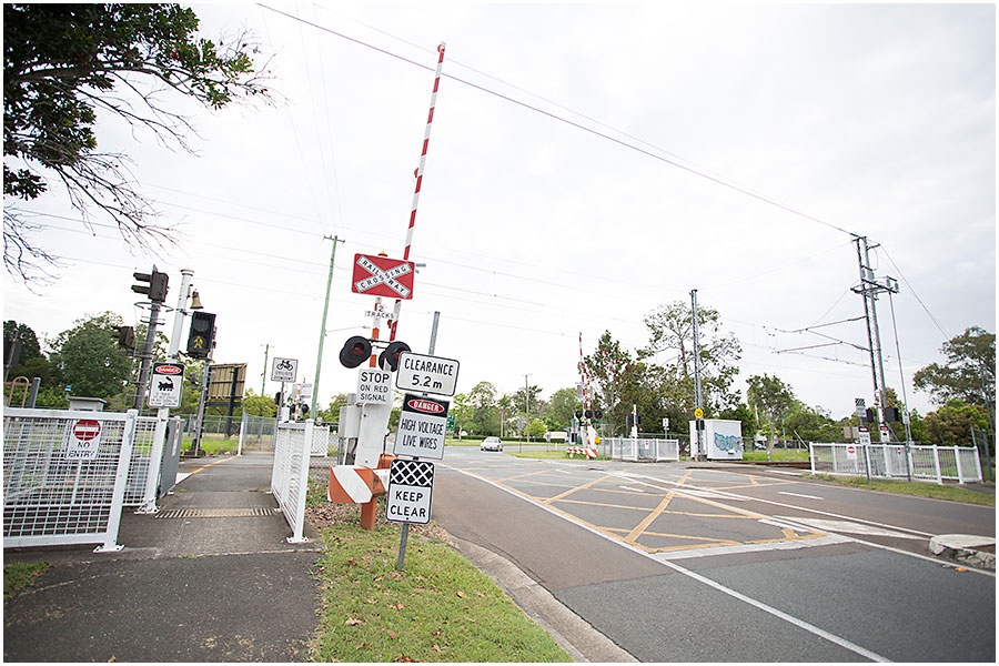 Landsborough Rail Overpass Proposal