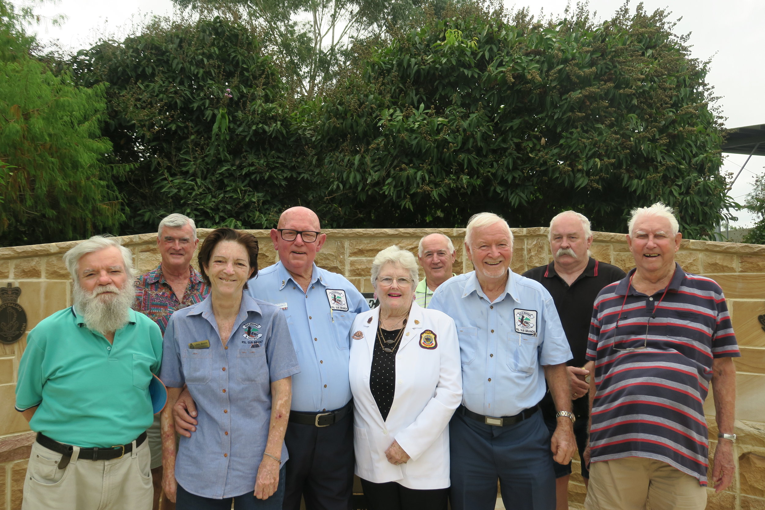 """The Beerwah and District RSL Sub-Branch are aiming to raise $30,000 to help contruct their new """"home"""""""