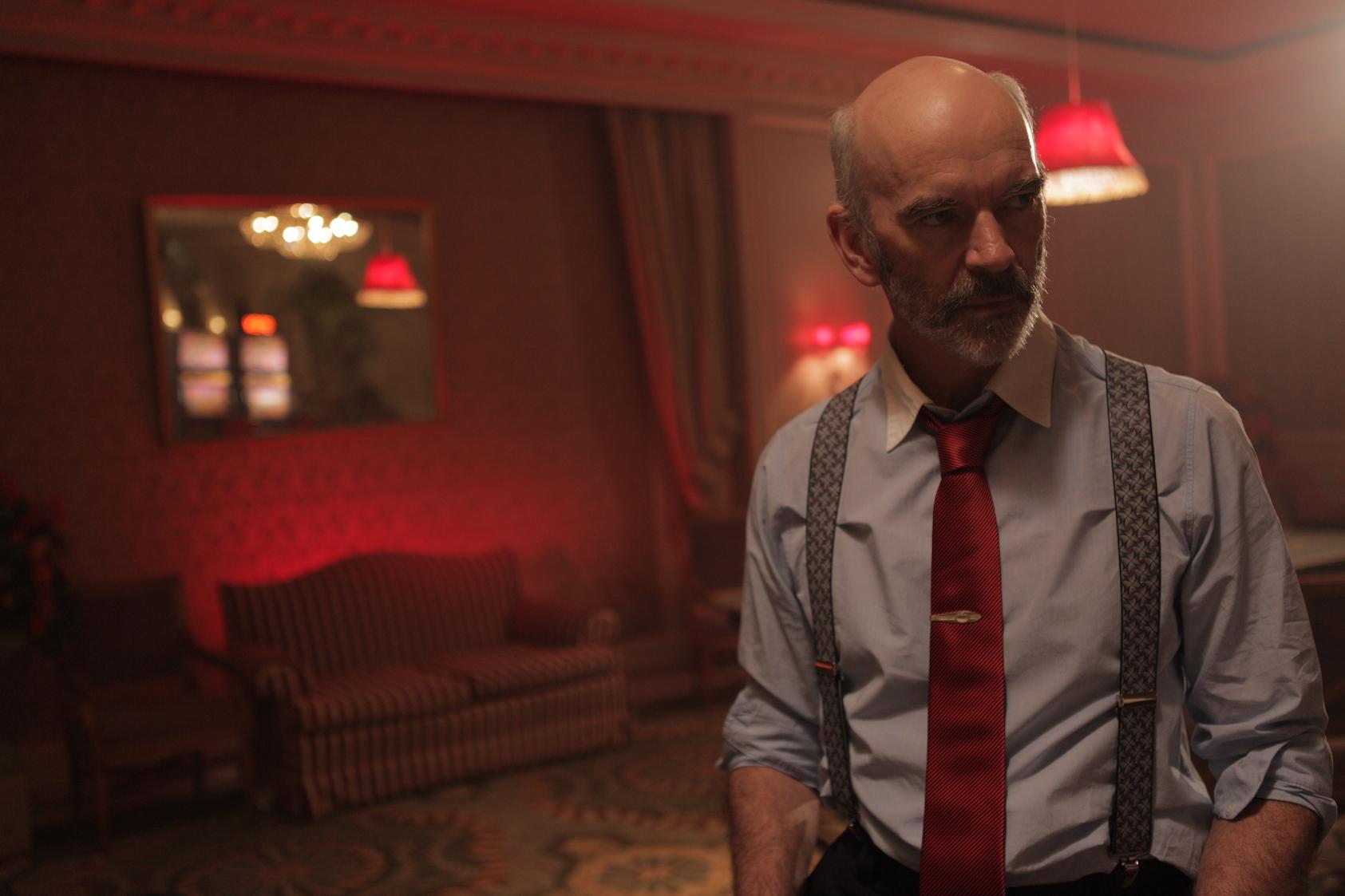 Bernard in the Red Casino.JPG