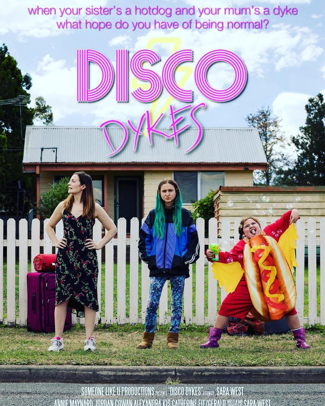 Disco Dykes