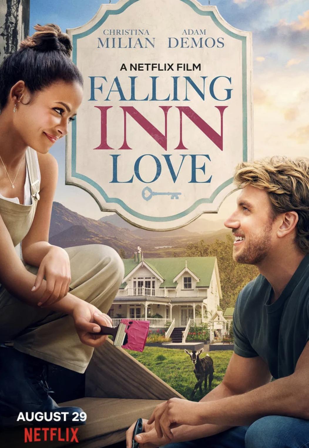 Falling Inn Love (Casting Australia)