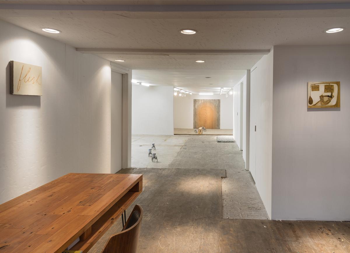 The Inaugural   Installation view May 29 - July 12, 2015