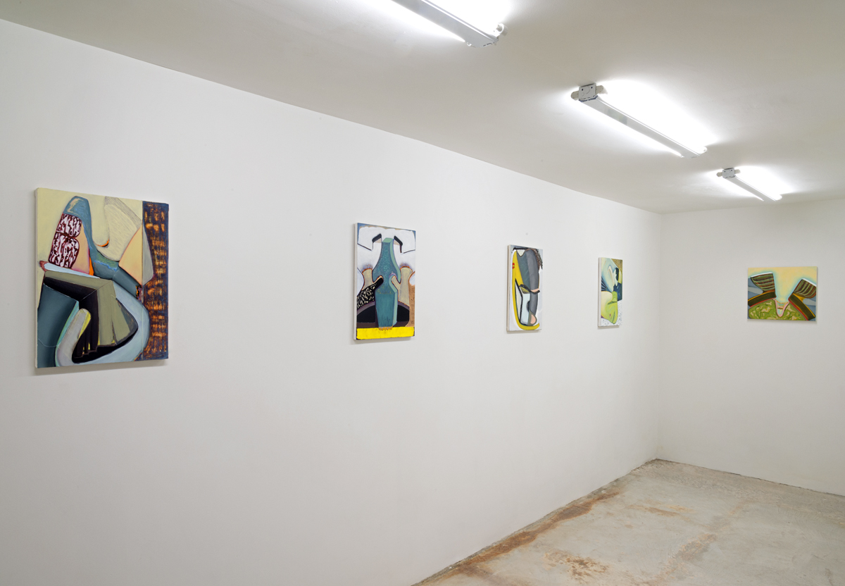 Magalie Guérin   Installation View