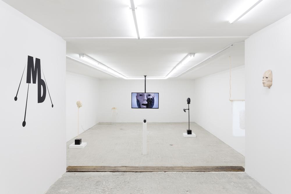 Phillip Birch,  Master Dynamic: Frontier,  Installation view at Lyles & King, November 20 - December 20, 2015