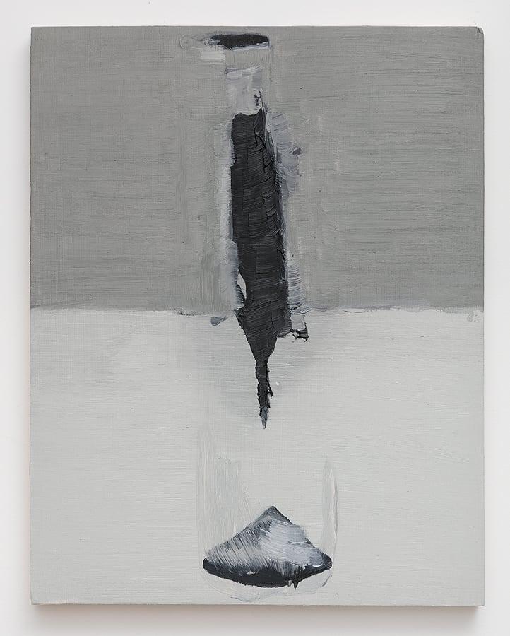 Dana DeGiulio    no title , 2015  Oil on panel  14 x 11 inches