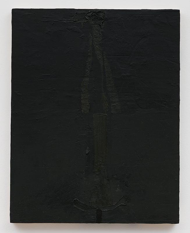 Dana DeGiulio    Mono , 2015  Oil on panel  14 x 11 inches