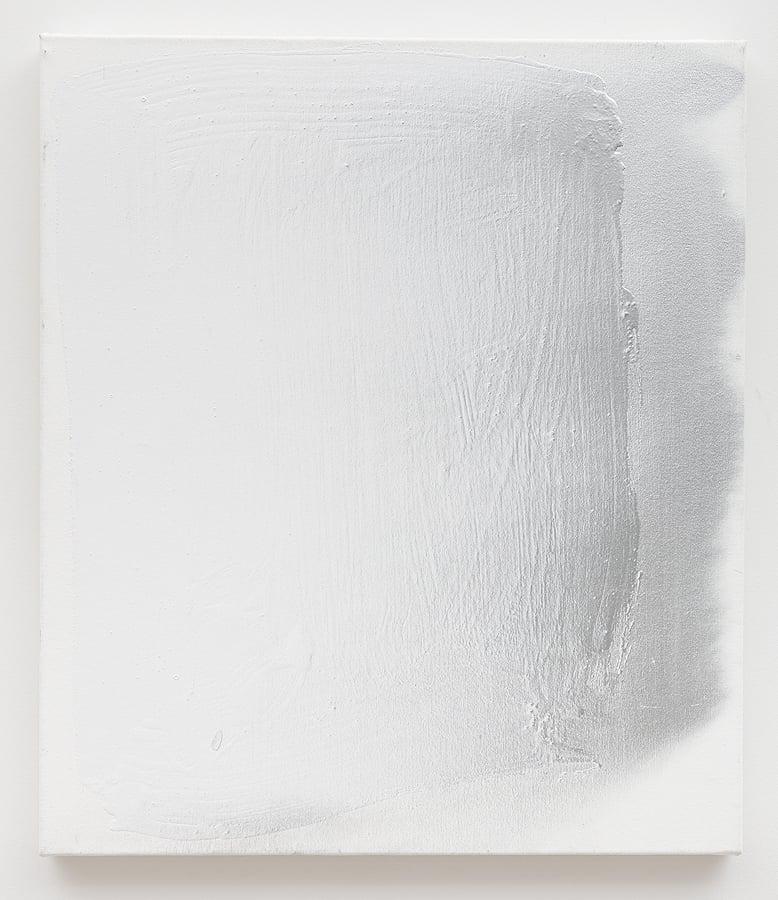 Dana DeGiulio    Pool, 2011  Spraypaint and enamel on canvas  30 x 26 inches