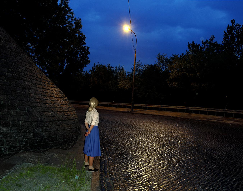 Aneta Grzeszykowska   Untitled Film Still #48 , 2006  C-print  25 x 19.6 cm