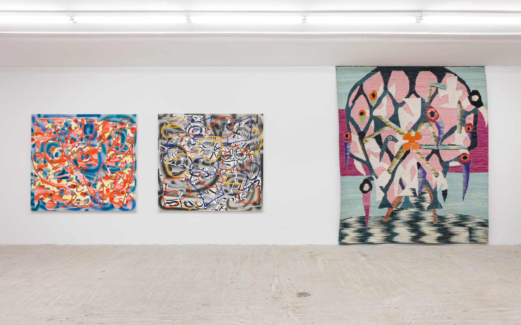 Trudy Benson   TT52   Installation view at  Lyles & King  New York, US  June 8 - July 28, 2017